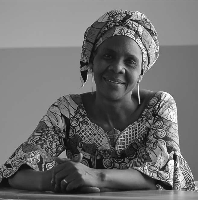 Rebecca Kabuya Mbayo